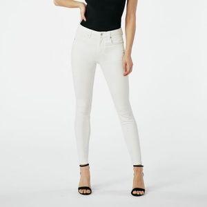 Denim - NWT White High Waisted Skinny Jeans